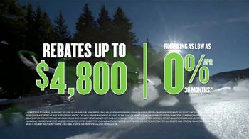 Arctic Cat and Textron Off Road National Open House Sales Event TV Spot, 'Go Big' - Thumbnail 6