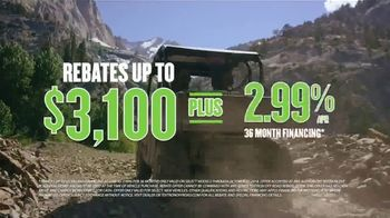 Arctic Cat and Textron Off Road National Open House Sales Event TV Spot, 'Go Big' - Thumbnail 8