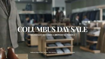 JoS. A. Bank Columbus Day Sale TV Spot, 'Up to 60 Percent' - Thumbnail 10