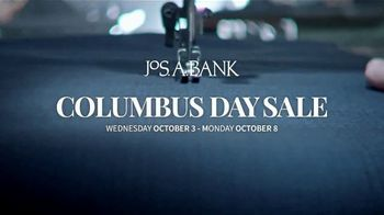 JoS. A. Bank Columbus Day Sale TV Spot, 'Up to 60 Percent' - Thumbnail 2