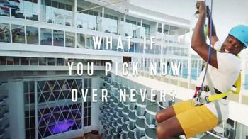 Royal Caribbean Cruise Lines TV Spot, 'Start Wandering Now: 60 Percent Off'