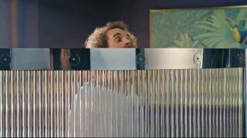 Trojan BareSkin TV Spot, 'Trojan Man: Thin Like Belgian Linen' - Thumbnail 4
