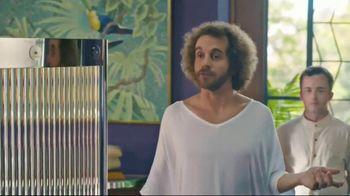 Trojan BareSkin TV Spot, 'Trojan Man: Thin Like Belgian Linen' - Thumbnail 5