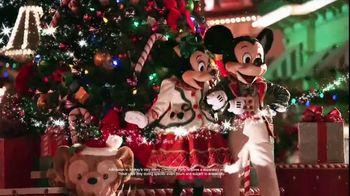 Walt Disney World Resort TV Spot, 'Experience Holiday Joy' - 1161 commercial airings