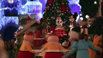 Walt Disney World Resort TV Spot, 'Experience Holiday Joy' - Thumbnail 3