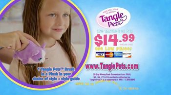 Tangle Pets Brush TV Spot, 'Lovable Detangling Solution' - Thumbnail 9