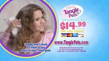 Tangle Pets Brush TV Spot, 'Lovable Detangling Solution' - Thumbnail 8