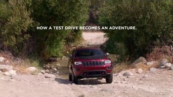 Jeep Adventure Days Event TV Spot, 'More Than a Test Drive' [T1]
