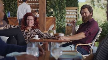 Sling TV Spot, 'The Freedom Is Exhilarating' Featuring Nick Offerman, Megan Mullally