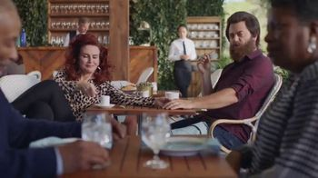 Sling TV Spot, 'The Freedom Is Exhilarating' Featuring Nick Offerman, Megan Mullally - Thumbnail 5
