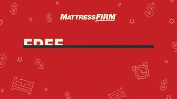 Mattress Firm Free Free Free Event TV Spot, 'Special Financing' - Thumbnail 1