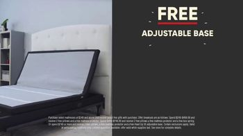 Mattress Firm Free Free Free Event TV Spot, 'Special Financing' - Thumbnail 3