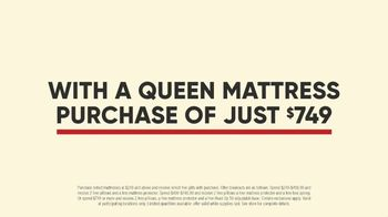 Mattress Firm Free Free Free Event TV Spot, 'Special Financing' - Thumbnail 7