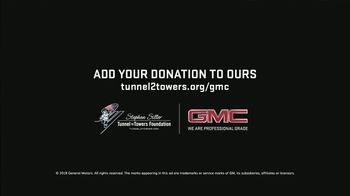 GMC TV Spot, 'CBS: Seal Team: Tunnel to Towers Foundation' [T1] - Thumbnail 9