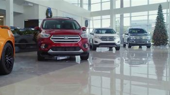 Ford Built for the Holidays Sales Event TV Spot, 'Holidays: Henry's Little Helpers' [T1] - 196 commercial airings