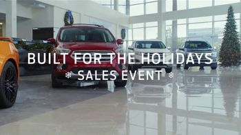 Ford Built for the Holidays Sales Event TV Spot, 'Holidays: Henry's Little Helpers' [T1] - Thumbnail 10