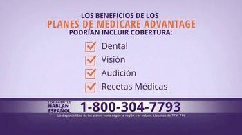 MedicareAdvantage.com TV Spot, 'Atención beneficiarios' [Spanish]