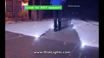 Bell + Howell Disk Lights TV Spot, 'Great for Any Season'