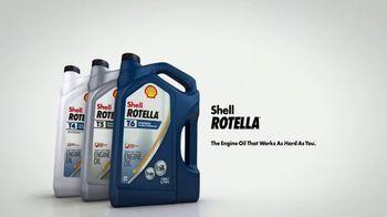 Shell Rotella TV Spot, 'Time Capsule' - Thumbnail 10