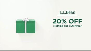 L.L. Bean TV Spot, '2018 Holidays: Clothing and Outerwear' - Thumbnail 1
