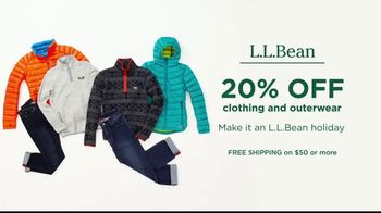 L.L. Bean TV Spot, '2018 Holidays: Clothing and Outerwear' - Thumbnail 10