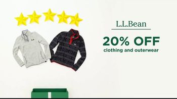 L.L. Bean TV Spot, '2018 Holidays: Clothing and Outerwear' - Thumbnail 2