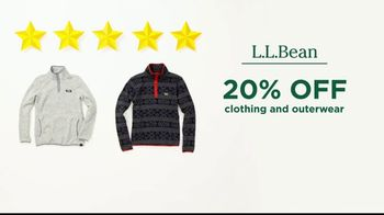 L.L. Bean TV Spot, '2018 Holidays: Clothing and Outerwear' - Thumbnail 3
