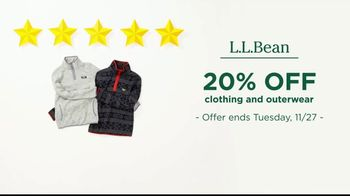 L.L. Bean TV Spot, '2018 Holidays: Clothing and Outerwear' - Thumbnail 4