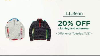 L.L. Bean TV Spot, 'Holidays: Clothing and Outerwear' - Thumbnail 5