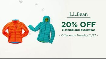 L.L. Bean TV Spot, '2018 Holidays: Clothing and Outerwear' - Thumbnail 6