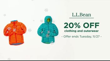 L.L. Bean TV Spot, '2018 Holidays: Clothing and Outerwear' - Thumbnail 7