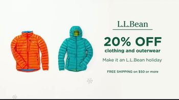 L.L. Bean TV Spot, '2018 Holidays: Clothing and Outerwear' - Thumbnail 9