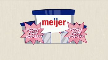 Meijer Double Doorbuster 2-Day Sale TV Spot, 'The Gifts You Really Want' - Thumbnail 4