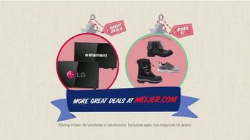Meijer Double Doorbuster 2-Day Sale TV Spot, 'The Gifts You Really Want' - Thumbnail 6