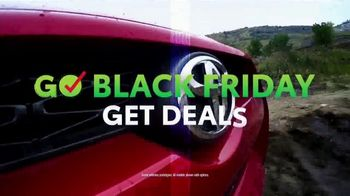 Toyota Govember Black Friday Sales Event TV Spot, 'Before They're Gone: Tacoma, Camry & RAV4' [T2] - Thumbnail 3