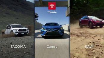 Toyota Govember Black Friday Sales Event TV Spot, 'Before They're Gone: Tacoma, Camry & RAV4' [T2] - Thumbnail 5