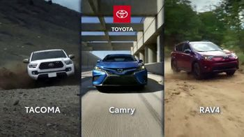 Toyota Govember Black Friday Sales Event TV Spot, 'Before They're Gone: Tacoma, Camry & RAV4' [T2] - Thumbnail 6