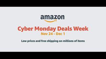 Amazon Cyber Monday Deals Week TV Spot, 'Every Department' - Thumbnail 9