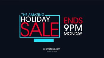 Rooms to Go Holiday Sale TV Spot, 'Getting the Picture' - Thumbnail 9