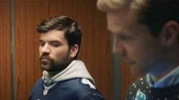 NFL Shop TV Spot, 'Elevator: Special Offer' - Thumbnail 1
