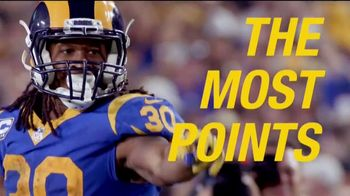 NFL TV Spot, 'In the Midst of History' - 54 commercial airings