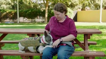 Purina TV Spot, 'Animal Rescue Foundation: Madeline and Lady' Featuring Maria Menounos - 2 commercial airings