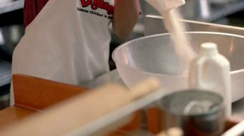 Bojangles' Steak Biscuit TV Spot, 'Made From Scratch' - Thumbnail 2
