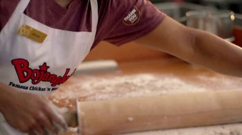 Bojangles' Steak Biscuit TV Spot, 'Made From Scratch' - Thumbnail 4