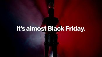 Verizon TV Spot, 'Drummer: Black Friday: Apple Music'