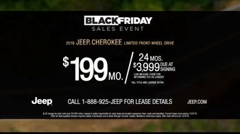 Jeep Black Friday Sales Event TV Spot, 'World Surf League: On the Coast' [T2] - Thumbnail 5