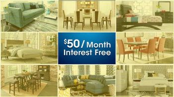 Rooms to Go Holiday Sale TV Spot, 'Reclining Leather Sectional' - Thumbnail 2