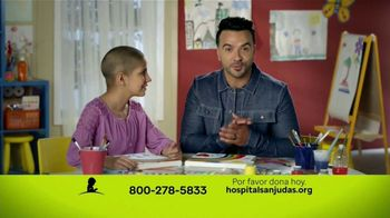 St. Jude Children's Research Hospital TV Spot, 'Ayuda a los niños con cáncer' Featuring Luis Fonsi [Spanish]