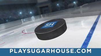 SugarHouse TV Spot, 'Hockey Betting Options' - Thumbnail 1