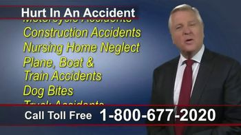 Lawyers Group TV Spot, 'Accident Injuries'